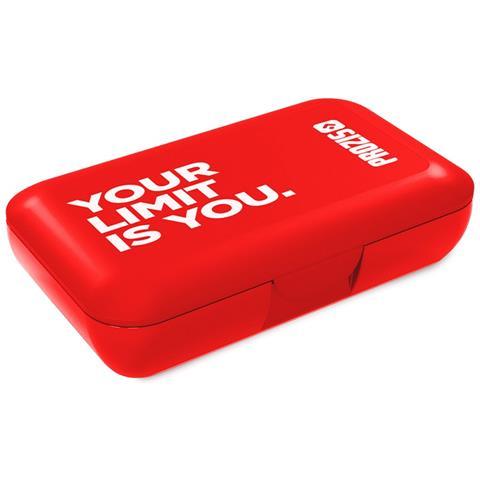 Portapillole Your Limit Is You - Pratico Con Design Motivazionale -