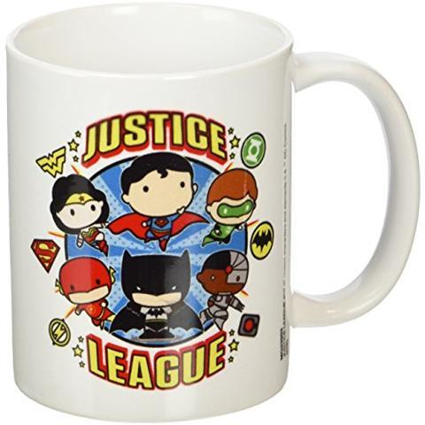 Tazza Justice League Mug Chibi Justice League