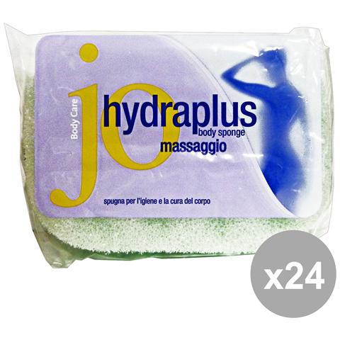 GNP Set 24 Hidraplus Spugna Bagno Massaggio Art. 0256 Accessori Per Il Bagno
