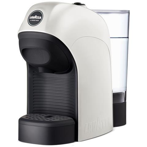 Macchina da Caffè Espresso LM800 Tiny Serbatoio 0.75L Potenza 1450Watt Colore Bianco