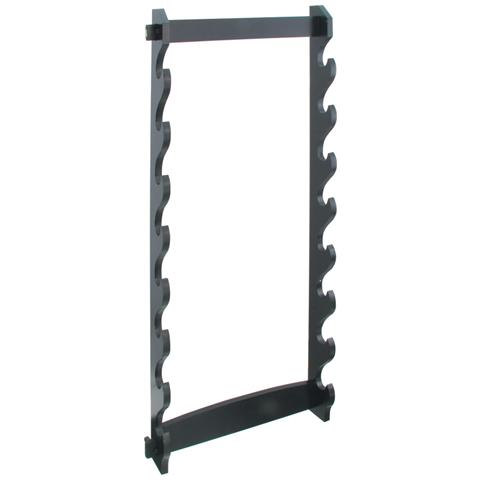 Misc 8 Tier Wall Rack