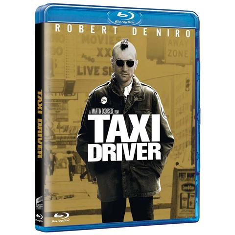 SONY PICTURES Taxi Driver - 40th Anniversary New Edition