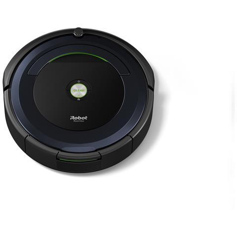 Roomba 695 Robot Aspirapolvere Potenza 33 Watt Capacità 0.6 litri Colore Nero – Recensioni e opinioni
