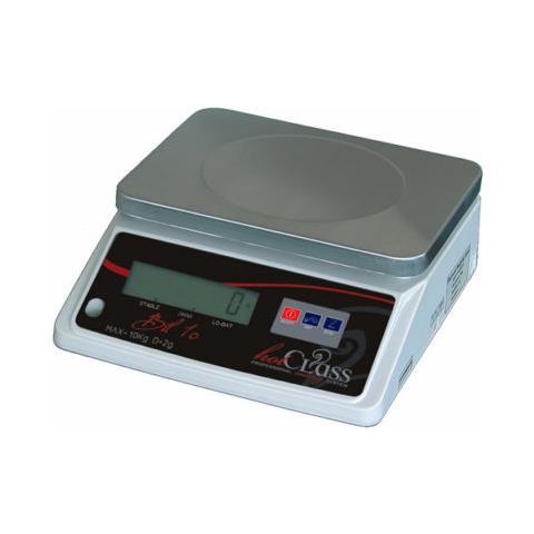 Bilancia Elettronica Laboratorio Gelateria 10 Kg Rs0202