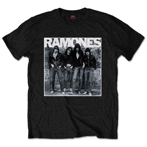 ROCK OFF Ramones - 1st Album (t-shirt Unisex Tg. M)