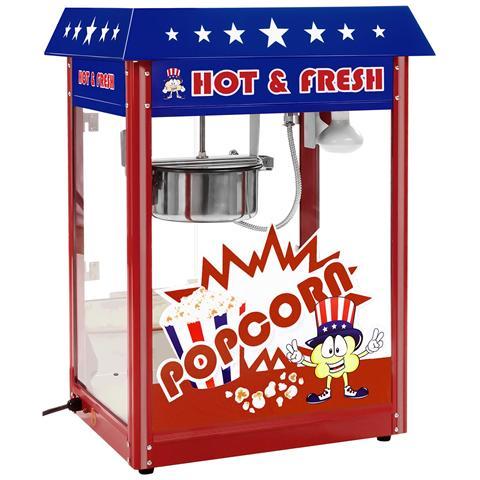 Macchina Per Popcorn – Design Americano