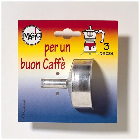 Imbuto Ricambio Per Caffettiera 3 Tazze