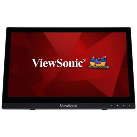 Image of Monitor 16'' LED TN TD1630-3 1366 x 768 HD Tempo di Risposta 12 ms