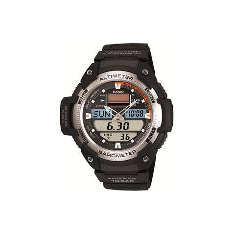 CASIO Orologio SGW-400H-1BVER Sportivo Uomo