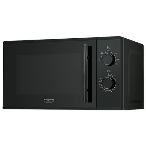 MWHA2012MB0 Forno Microonde con Grill Capacità 20 Litri Potenza 700 Watt Colore Nero