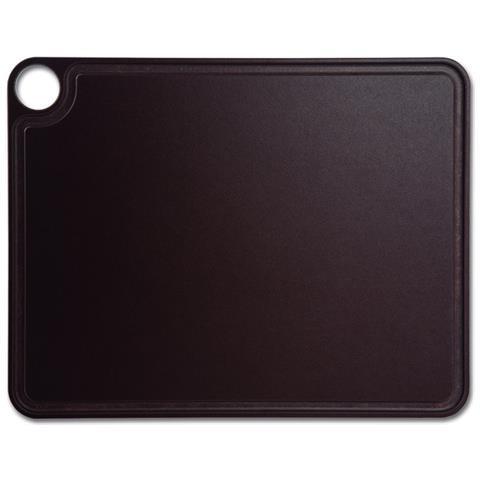 Taglieri - Resina E Fibra Di Cellulosa 42,7 X 32,7 Cm E 6,5 Mm Spessore - Colore Marrone