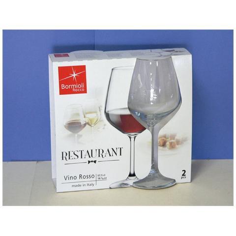 Confezione 2 Bicchieri da Vino - Restaurant
