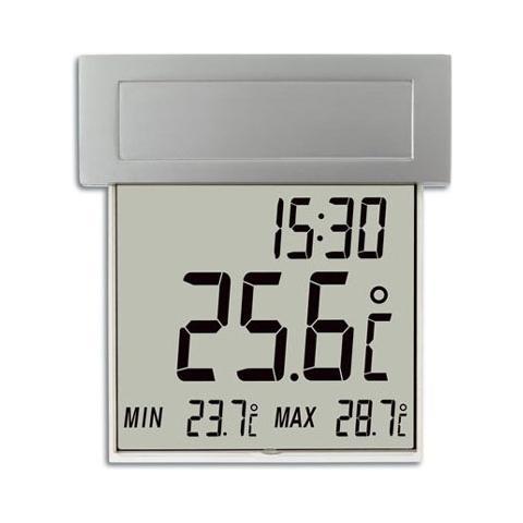 TFA Termometro Digitale Argento 301.035