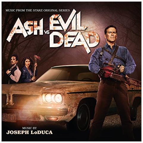 VARESE SARABANDE Joseph Loduca - Ash Vs The Evil Dead
