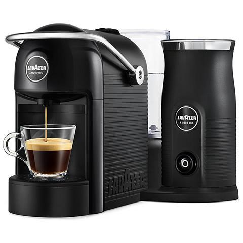 Macchina da Caffè Espresso Jolie&Milk Potenza 1250 Watt Colore Nero