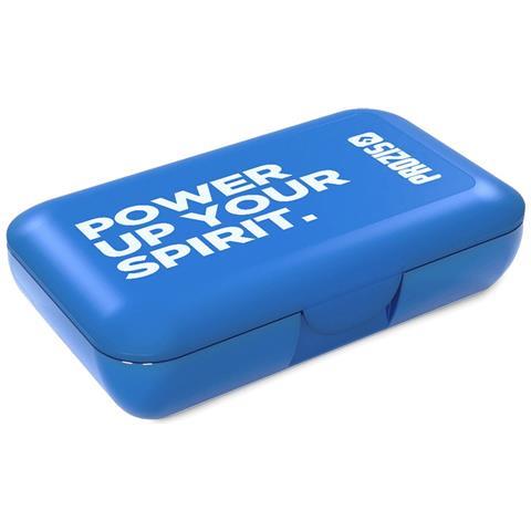 Portapillole Power Up Your Spirit - Pratico Con Design Motivazionale -