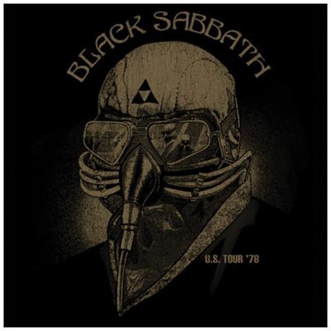 Black Sabbath - Us Tour 78' (sottobicchiere)