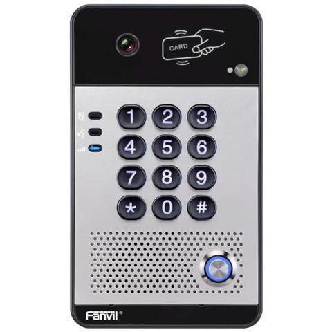I30 Video Doorphone Ip Sip Ip65 - Rfid