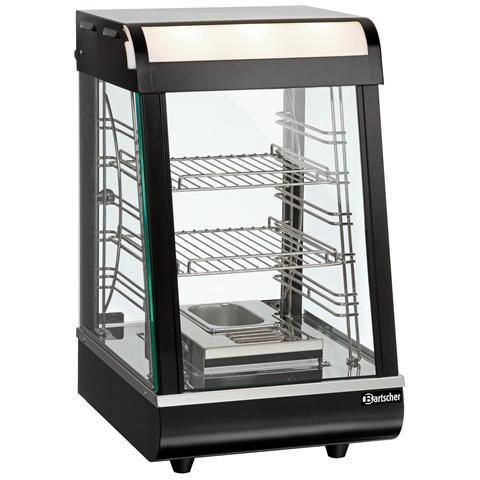 306057 Vetrinetta per alimenti 52 litri 1,2kW