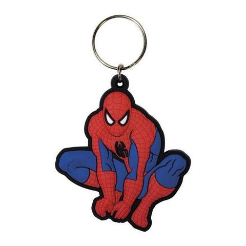 PYRAMID Spiderman - Figure (Portachiavi Gomma)