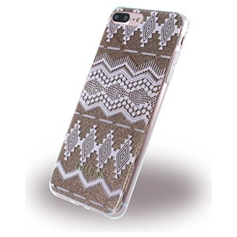 GUESS Tribal 3d Iphone 7 Plus Taupe