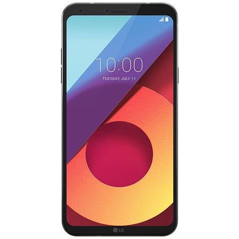 "LG Q6 Nero 32 GB 4G / LTE Display 5.5"" Full HD Slot Micro SD Fotocamera 13 Mpx Android Tim Italia"