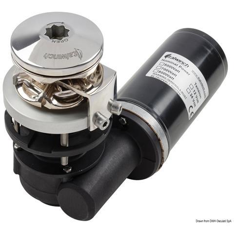 Verricello Italwinch Smart R1 700w