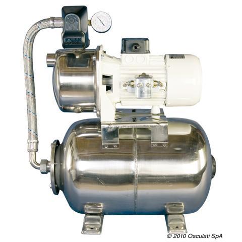Autoclave CEM 50 l / min 12 V vers. A serb. inox 20 l