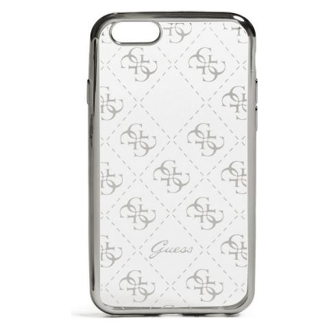 GUESS Transp Silver Iphone 7