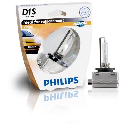 Sentiti al sicuro, guida con sicurezza. Ideale per la sostituzione. D1S 85 V 35 W.