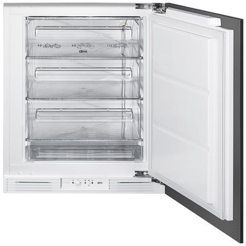 Congelatore Sotto-Tavolo UD7108FSEP da Incasso Classe A+ Capacità Lorda / Netta 108/98 Lit...