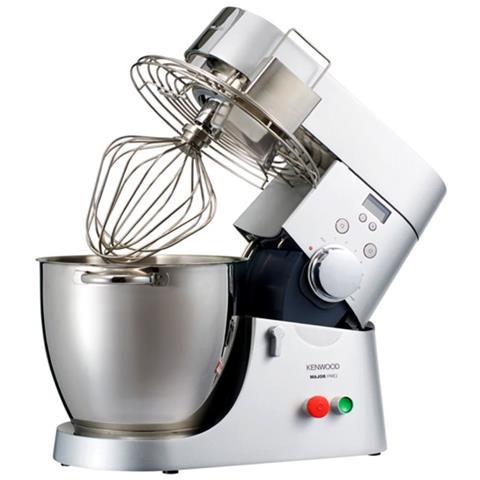 Robot da Cucina KMP05 Capacità 6.7 L Potenza 1500 W Colore Grigio Argento