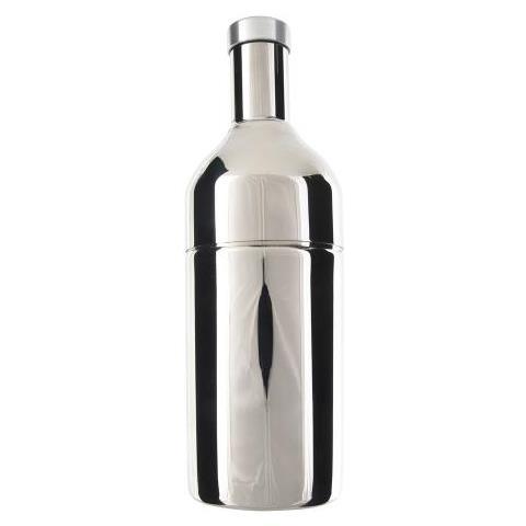 Shaker Bottle Inox Lucido 750 Ml Attrezzatura Barman Bartender Rs9226