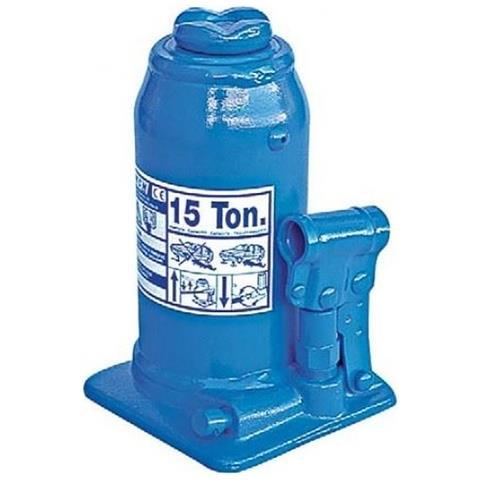 Sollevatore Idraulico A Bottiglia Binda Idraulica Ton. 15 128 Crick Cricco