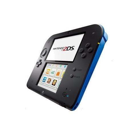 Image of Console 2DS - Nero / Blu