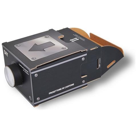 MAJESTIC Pjs300 Nero Accessorio Proiettore Per Smartphone Portatile Leggero
