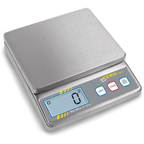 Bilancia Da Tavolo Fob 500-1s 0,5 Kg / 0,1 G