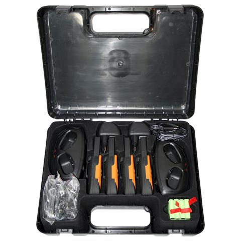 Outdoor 8000 Quad Case PMR Walkie Talkie