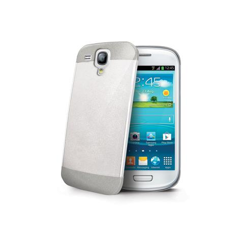 CELLY glamme tpu glitter galaxy s3 mini white