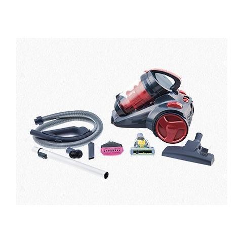 SLX970 Aspirapolvere Senza Sacco a Cilindro Potenza 900 Watt Colore Rosso