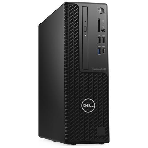 Image of Workstation Precision 3440 Intel Core i7-10700 Octa Core 2.9 GHz Ram 16 GB SSD 512 GB 3xUSB 3.1 3xUSB 3.0 Windows 10 Pro