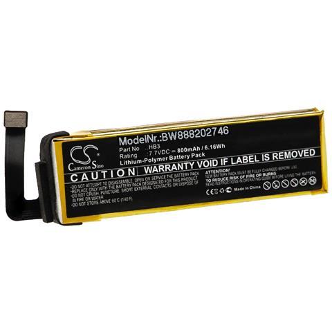 Batteria Compatibile Con Dji Osmo Pocket, Pocket 2, Pocket Ii Fotocamera Digitale Dslr (80...