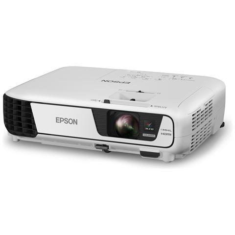 EPSON Proiettore EB-U32 3LCD WUXGA 3200 ANSI lm Contrasto 15000:1 Wi-Fi USB HDMI / USB / VGA