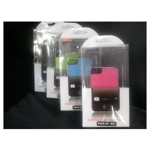 Virus Cover Danystar Per I-phone 5 Vari Colori Lx-4111
