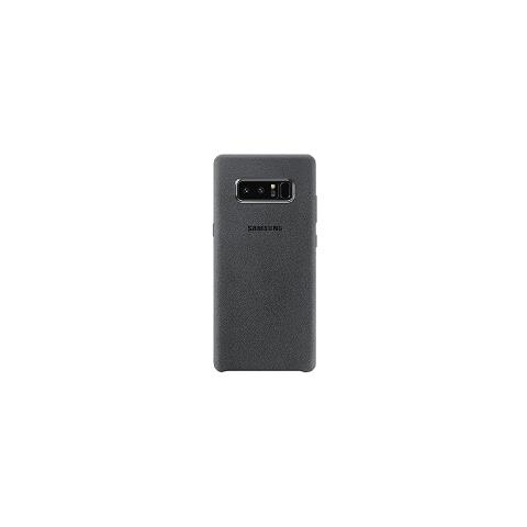 SAMSUNG Alcantara Cover Dark Gray N8
