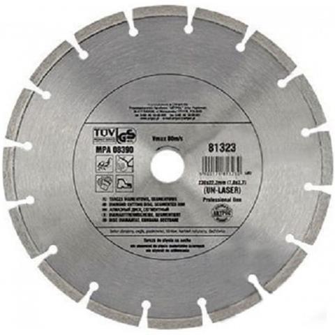 Disco Diamantato 450 X 32,0 Pietra Laser Per Calce Novità
