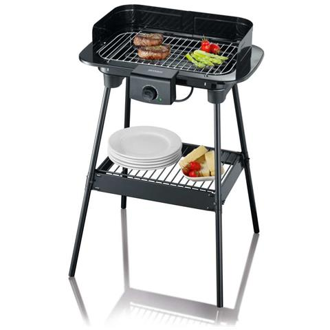 Image of PG 8544 Barbecue Da tavolo Elettrico 2300W Nero barbecue e bistecchiera