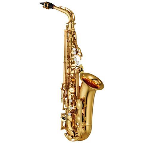 Yamaha Yas 280 Sax Contralto In Mib Laccato Oro