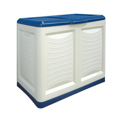Contenitore Interno / esterno Mettitutto 200lt. Colore Blu