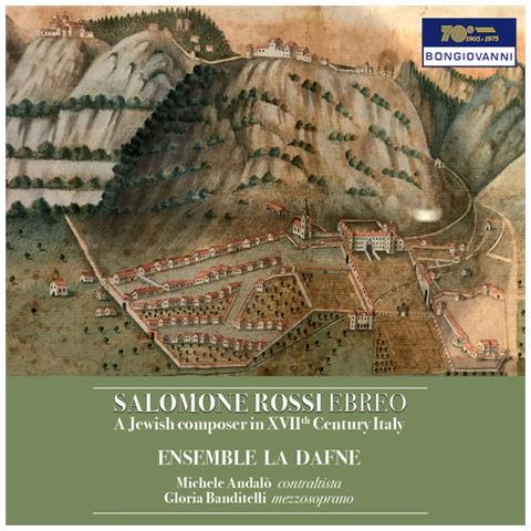 BONGIOVANNI Ensemble La Dafne - Salomone Rossi Ebreo